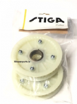 Genuine Stiga Toothed Pulley x 2 - 1134-9127-01